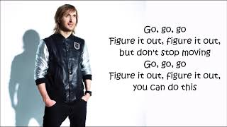 David Guetta & Sia - Flames [LYRICS]