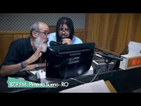 30ª Romaria da Bíblia - Gravação na Rádio 87,9 FM