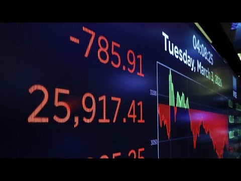 Βυθίζονται τα χρηματιστήρια