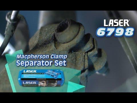 Macpherson Clamp Separator Set