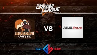 ASUS.Polar vs Burden, game 2
