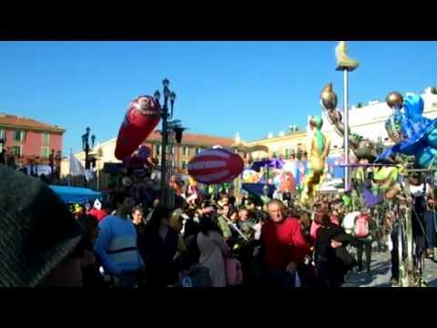comment participer au carnaval de nice 2013