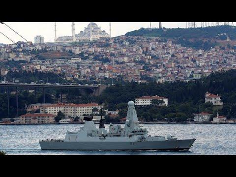 Δεύτερο πολεμικό πλοίο στέλνει η Βρετανία στον Κόλπο