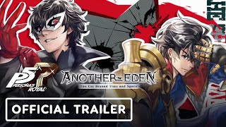 Another Eden x Persona 5 Royal - Official Crossover Trailer by IGN