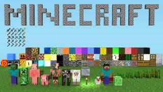 MinecraftのSEだけで「てってってー」