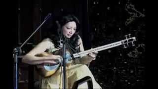تار نوازي بسيار زيباي يک بانوي ايراني