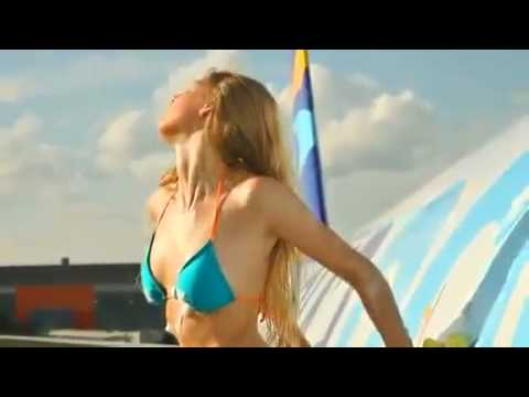 Sexy Airline Advertisement russian commercial TV ad 2010 funny (HQ) (видео)