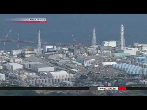1,700 Contaminated Vehicles Removed from Fukushima Daiichi Plant Site