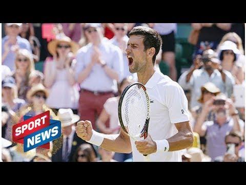 Novak Djokovic 'grateful' for Roger Federer shock decision at Wimbledon