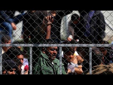 Διεθνής Αμνηστία: «Σοκαριστική η κατάσταση στην Μόρια»…