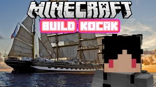 Video Minecraft Indonesia - Build Kocak (15) - Kapal Laut! MP3, 3GP, MP4, WEBM, AVI, FLV Oktober 2017