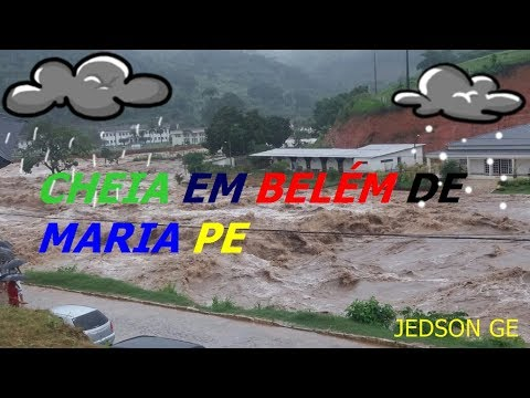 Enchente em Belém de Maria PE-Jedson jé