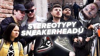 Stereotypy Sneakerheadů