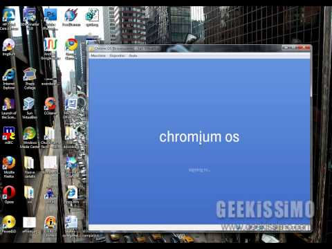 Chrome OS disponibile per il download, solo per macchine virtuali [video]