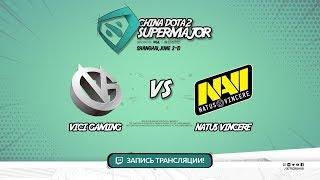 Vici Gaming vs Natus Vincere, Super Major, game 1 [Jam, LighTofHeaveN]