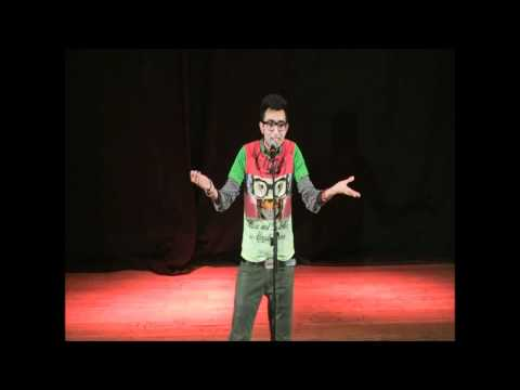 Pakistani Comedian Salman Malik Live @ World Comedy Clash 2012 London