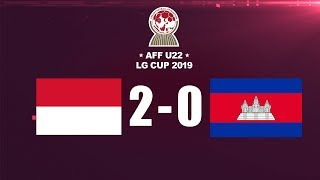 Video INDONESIA KE SEMI FINAL FULL HIGHLIGHT DAN GOAL AFF U-22 LG CUP 2019 MP3, 3GP, MP4, WEBM, AVI, FLV Maret 2019
