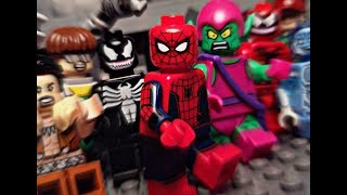 Video Lego Spider-Man: The Bank Robbery MP3, 3GP, MP4, WEBM, AVI, FLV Mei 2019