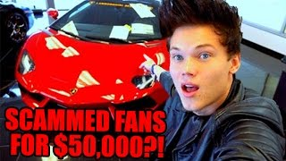Top 5 BIGGEST YOUTUBE Scams That Got EXPOSED! (Phant0mLord, Unbox Therapy, & MORE)