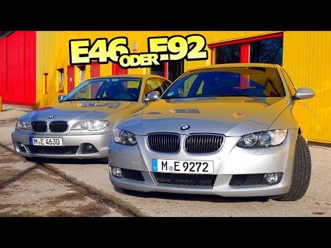 Der große 3er Gebrauchtwagencheck | BMW E46 330ci vs. E92 330i | Fahr doch