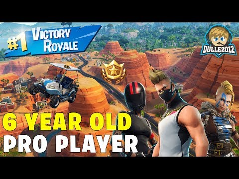 🔴 Min Mamma Tar Oss Till Vinsterna!?!😲 // 6 Year Old Gamer // 87 Wins // Fortnite Battle Royale