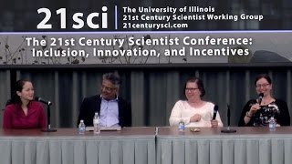Thumbnail of 21st Century Scientist Career Panel video