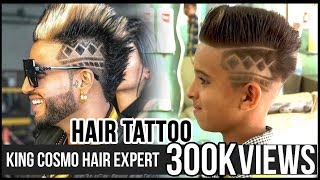 Video Hairstyles Designs And Ideas For Men 2018| SUKHE Inspired HairStyle | Sukhe Hair Tattoo | king cosmo MP3, 3GP, MP4, WEBM, AVI, FLV Juli 2018