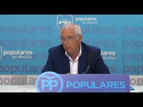 """Imbroda valora """"muy positivamente"""" los resultados del PP en Galicia y en el País Vasco."""