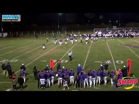 Watertown Arrows vs Roosevelt  football