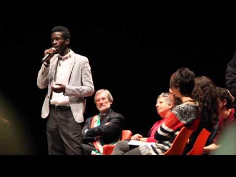 Il giovane Guye e il teatro come integrazione