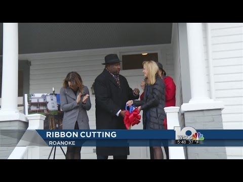 Restoration Housing cuts ribbon on Roanoke home