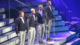 Westlife full wooo manchester 09-06-12