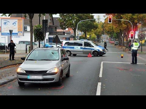 Frau von Auto erfasst und getötet