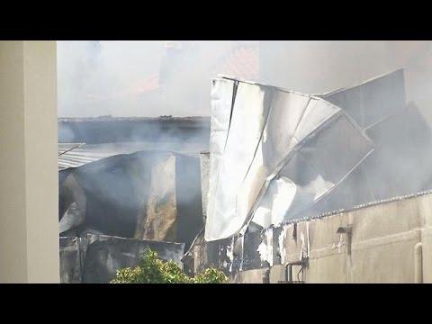 Πέντε νεκροί από συντριβή μικρού αεροσκάφους κοντά στη Λισαβόνα