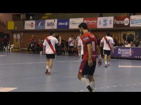 #Handball Panamericano de Clubes: Ballester vs. River
