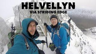 Nonton Helvellyn Via Striding Edge In Winter   Gopro Hero 3  Film Subtitle Indonesia Streaming Movie Download