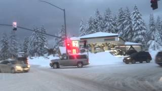 Nonton Big Snow In Big Bear Lake California Driving Around In The Evening January 7  2016 Film Subtitle Indonesia Streaming Movie Download
