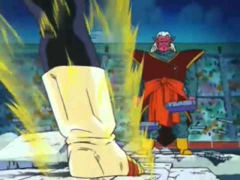 gohan si traforma in super sayan di secondo livello al torneo!