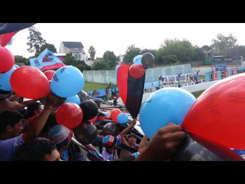 Hinchada de Brown de Adrogue vs Brown de Puerto Madryn (Video 2) año 2016 - Los Pibes del Barrio - Brown de Adrogué