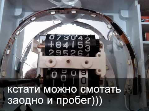 Панель приборов ваз 21213 ремонт, ремонт своими руками, video