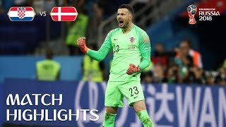 Video Croatia v Denmark - 2018 FIFA World Cup Russia™ - Match 52 MP3, 3GP, MP4, WEBM, AVI, FLV Juli 2018
