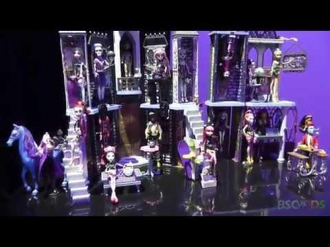 """Игровой набор Monster High """"Школа монстров"""" (CJF48)"""