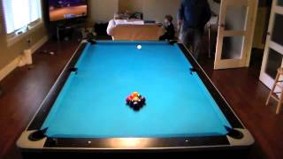 9 Ball Ghost 13-3 (Finished With A 9 Pack)