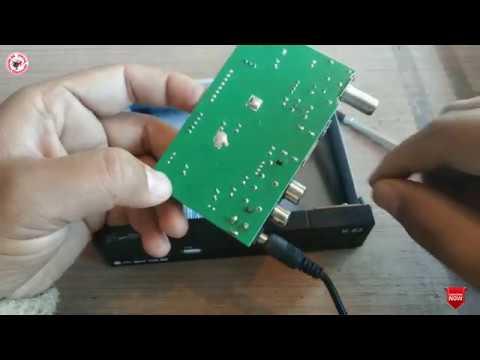 DD Free mpeg4 HD set top box repair in Hindi.