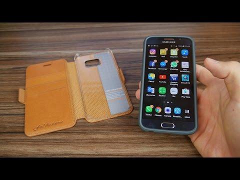 Coole Hüllen für Samsung Galaxy S6 / S7 (Edge)