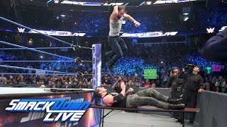 Nonton Dean Ambrose vs. Baron Corbin — Street Fight: SmackDown LIVE, April 4, 2017 Film Subtitle Indonesia Streaming Movie Download