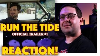 Reaction  Run The Tide Official Trailer  1   Taylor Lautner Movie 2016