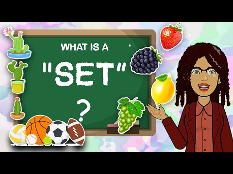 What is a Set? | Classifying into Sets|Kinder Mathematics |Teacher Ira