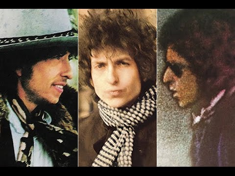 Best Bob Dylan Albums of All Time - Rolling Stone (Readers' Poll)