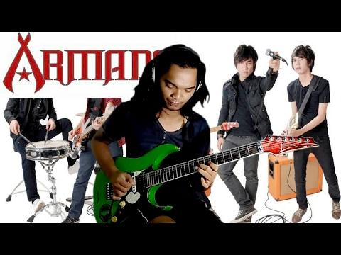 Bikin baper, ARMADA Asal kau bahagia (guitar version)